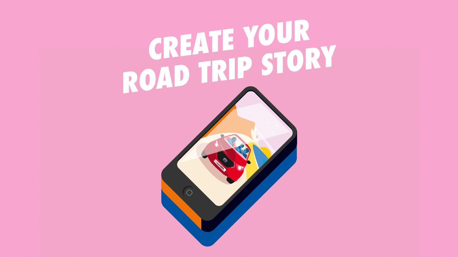 Datsun Love - Create your road trip story