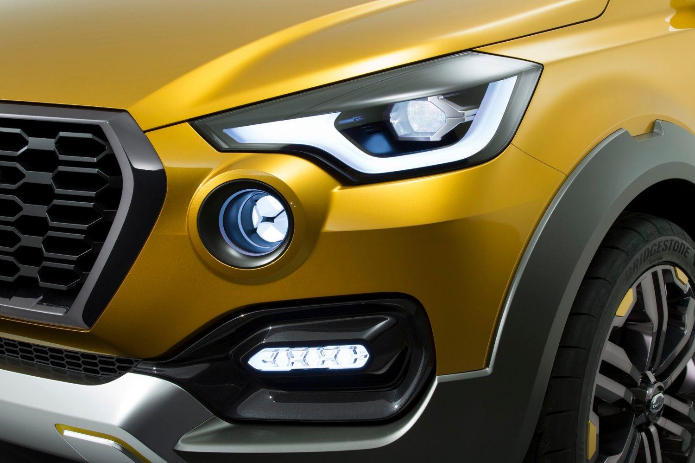 Datsun Hadirkan Datsun Go Cross Concept Di Indonesia Untuk
