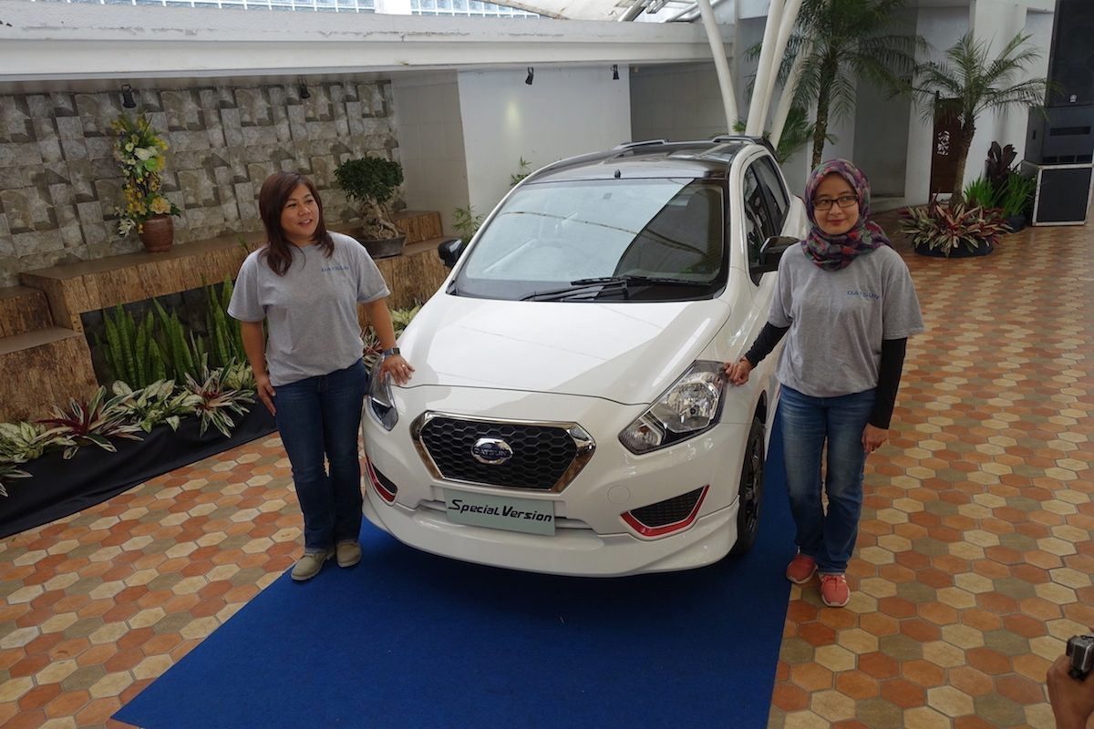 Launching-Datsun-GO-SV