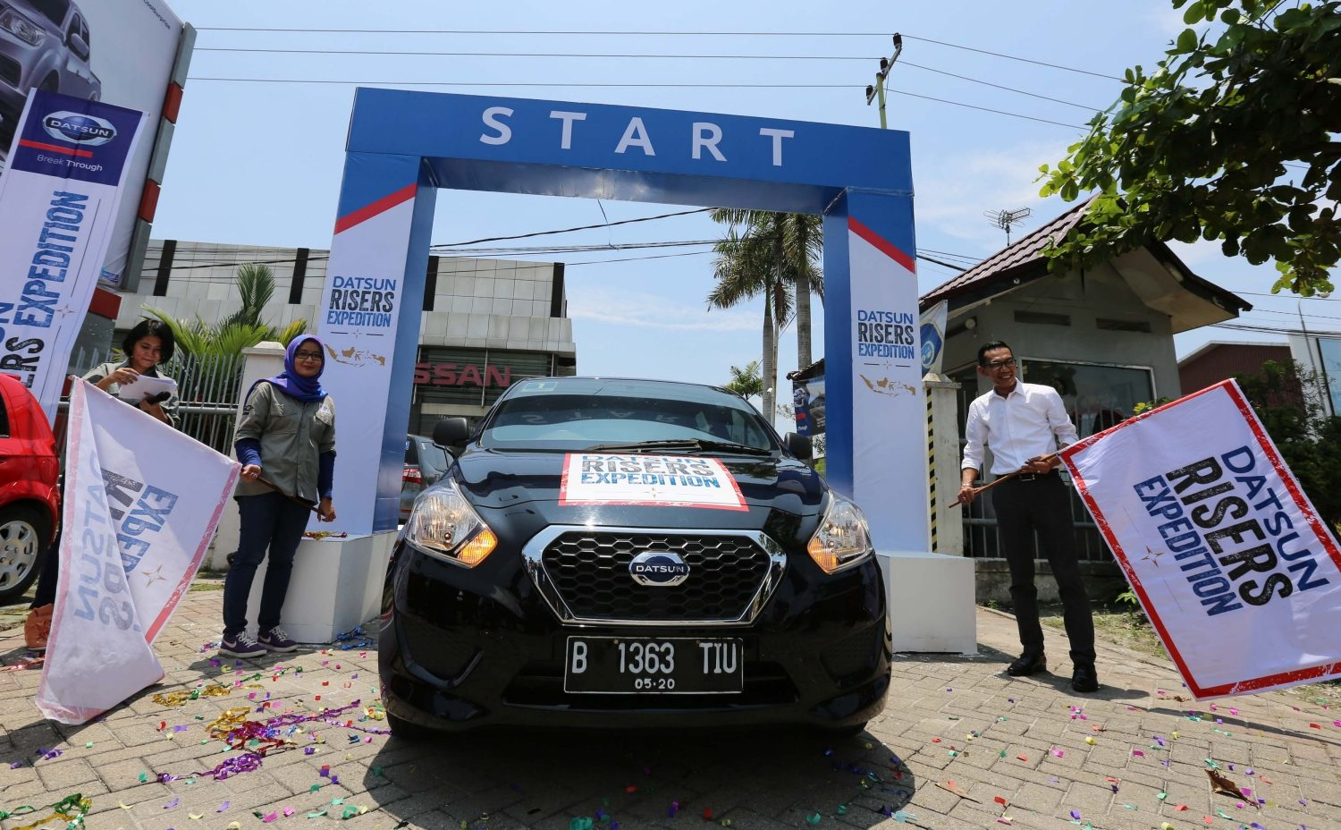 Datsun Risers Expedition Sumatera Etape 2