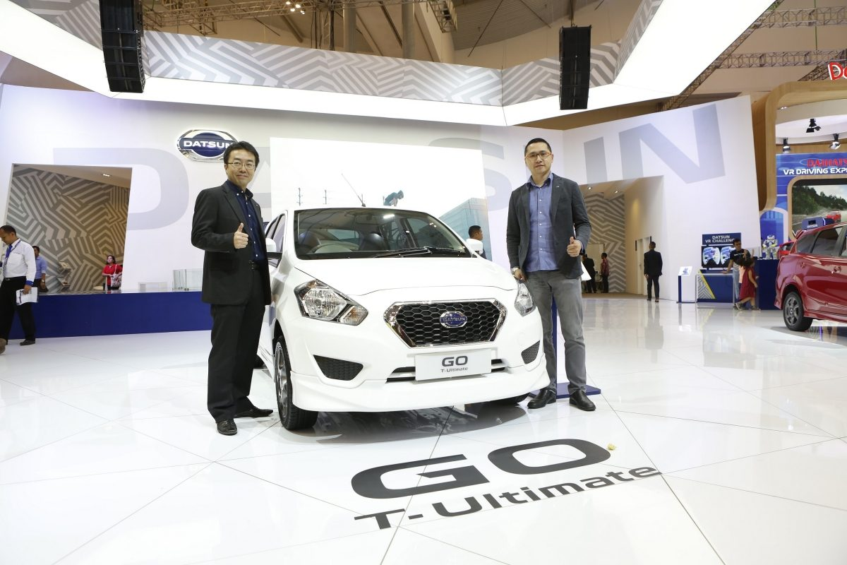 Datsun GO T-Ultimate