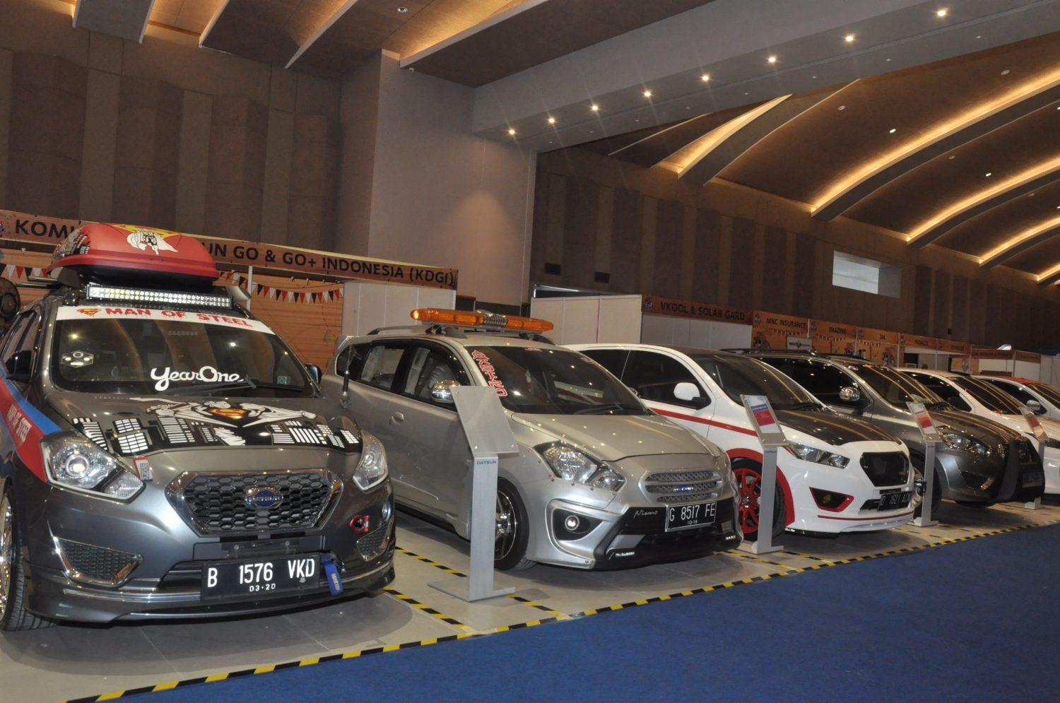 Datsun Modifikasi di Datsun Day 2016