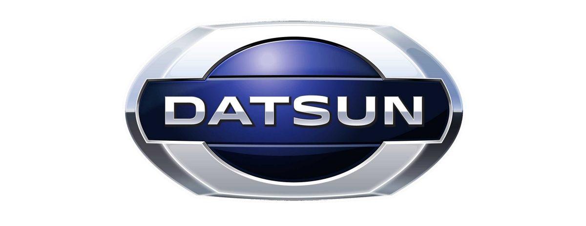 Datsun Badge