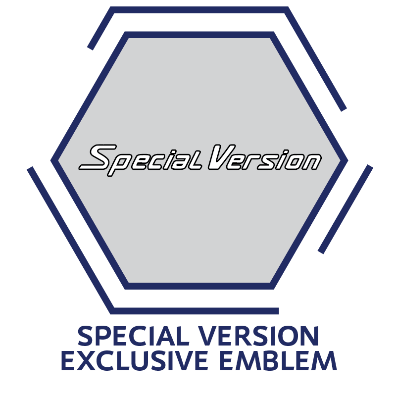 Special Version Exclusive Emblem