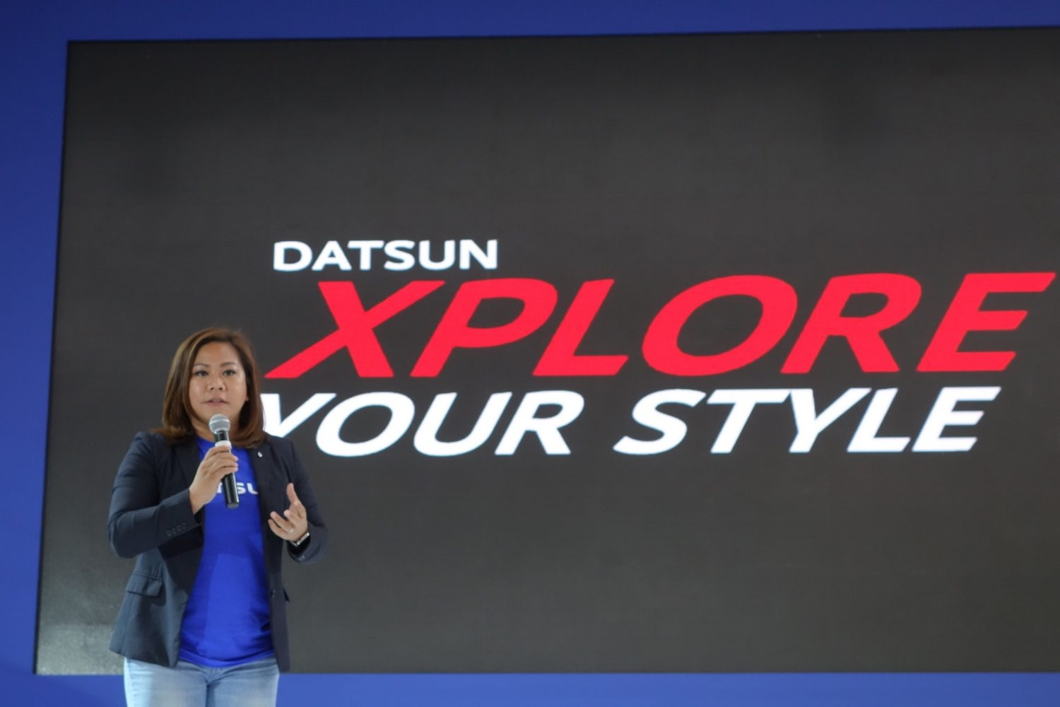 Datsun Xplore Your Style