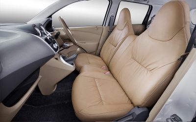Special Version - Beige Leather Seat