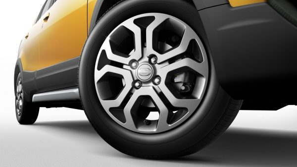 Datsun Cross alloy wheel