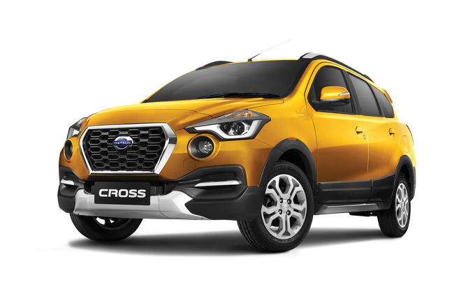 Datsun CROSS Yellow