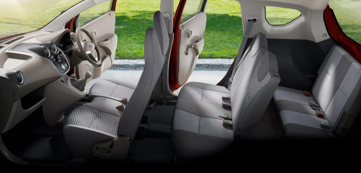 Datsun Go Plus Seat