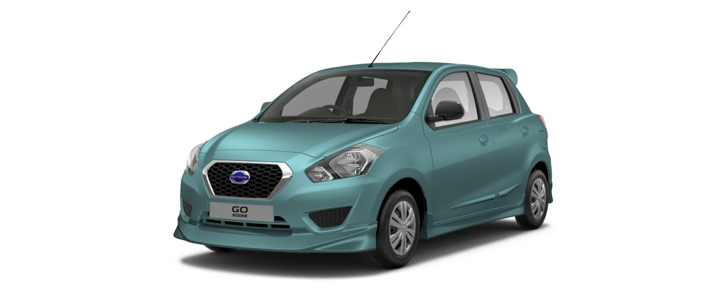 T Ultimate varian baru Datsun Go dan Datsun Go+ | Datsun ...