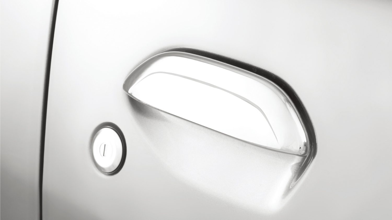 Chrome Door Handle Cover