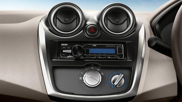 Datsun GO C-stack