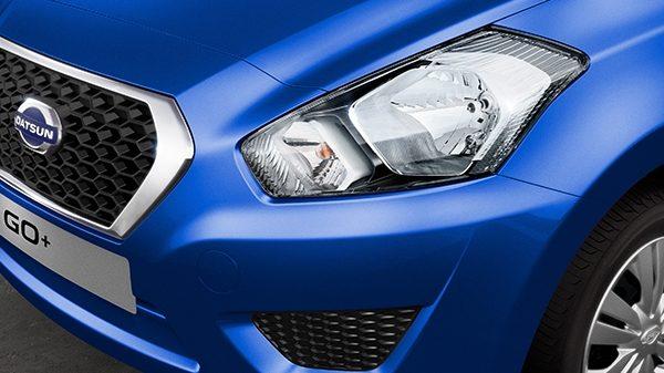 Datsun GO+ Headlamps