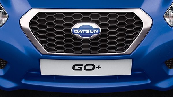 Majestic D-Cut Grille of Datsun GO+