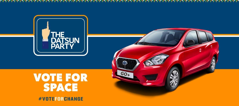 Datsun GO+   New Family Car India   Datsun India