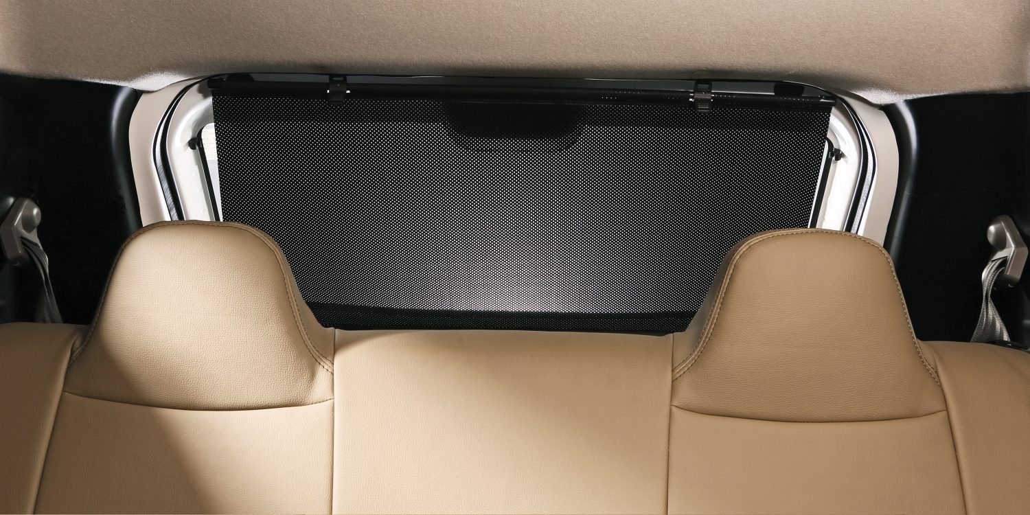Rear Curtain Manual