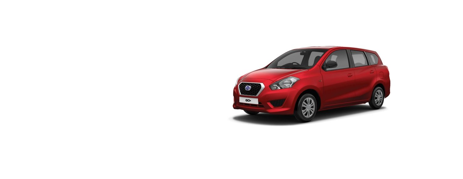 Datsun GO+ In Ruby