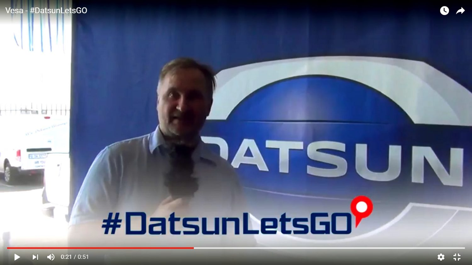 Interview for DatsunLetsGO