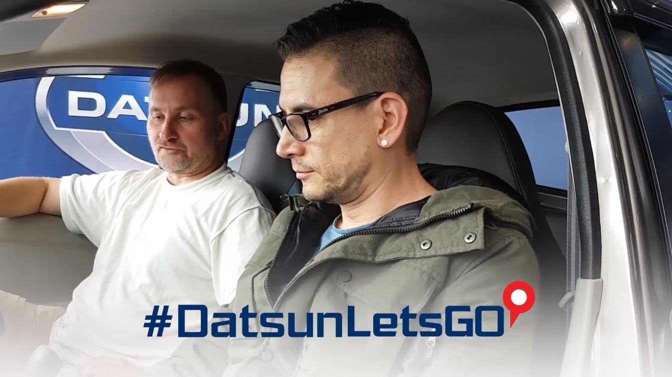 #DatsunLetsGO Interview
