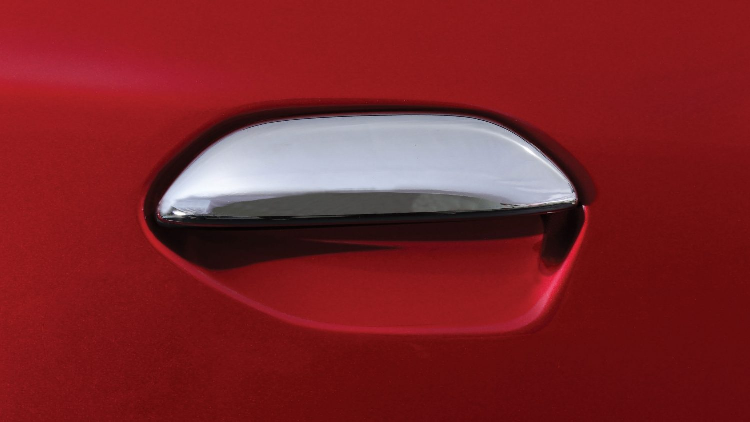 Chrome Door Handle
